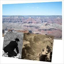 Mark Klett et Byron Wolfe collectionnent de vieilles photos du Grand Canyon  et reviennent sur place pour retrouver …   Grand canyon photography, Grand  canyon, Klett