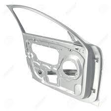 car door frame on white background 3d ilration stock ilration 67860259