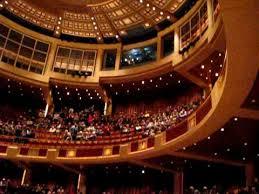 Meyerson Symphony Center Dress Circle D1 D2