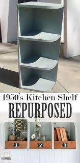 Kitchen Storage Shelves Ideas Best 20 Cookbook Storage Ideas On Pinterest Cookbook Display