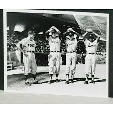 1965 Luis Tiant, Leones, Puerto Rico Original Photo, w/Sonny Siebert, G.  Culver