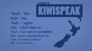 Small Picture Online Shop a guide of kiwispeak new zealand funny Poster Home