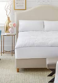 quilted mattress pad. Crown \u0026 Ivy™ Elephant Quilted Mattress Pad V