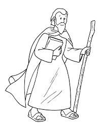 St Paul The Apostle Colouring Pages Google Search St Paul
