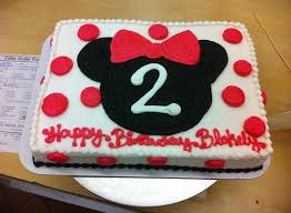 Misslaylacakes Blog Archive White Minnie Mouse Cake