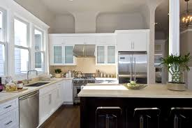 Modern Traditional Kitchen San Francisco Kitchen Remodel Dura Supreme Cabinetry