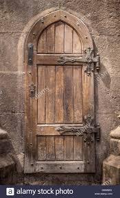 castle door texture. Interesting Castle Ancient Wooden Door In Stone Castle Wall  Stock Image And Castle Door Texture X