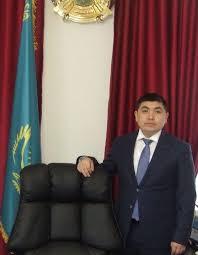 Департамент юстиции Жамбылской области  Игембаев Дархан
