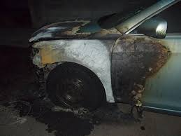 2008 Toyota Camry Something Electrical Caused A Fire: 1 Complaints