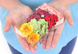 Scrap-flowers.com - <b>wholesale</b> paper flowers from Thailand - for ...
