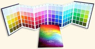 Homeopathy Repertory Chart Colors In Homeopathy Set Homeopathy Textbook Color
