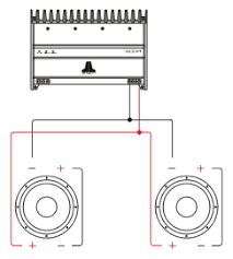 help ecoustics com Jl Audio Subwoofer Wiring Diagram if not, you could check the jl audio website tutorials it won't be for your subs, but the wiring is the same jl audio sub wiring diagram