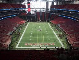 Mercedes Stadium Seating Chart Atlanta The Most Elegant And Also Interesting Mercedes Benz Stadium