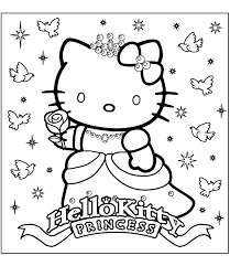 Small Picture Hello Kitty Coloring Pages Coloring Pages For Kids