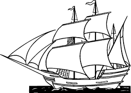 Printable Coloring Pages pirate coloring pages free : Pirate Ship Coloring Pages Free Printable Ships Coloring Pages For ...