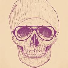 Hipster Drawings Little Vector Mouse Click Warm Up With A Punisher Skull Punisher