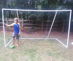 Best 25 Full Size Soccer Goal Ideas On Pinterest  Photo Backdrop Soccer Goals Backyard