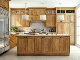 Hickory Wood Creates Beautiful Variations On Cabinets Hickory Cabinets R67
