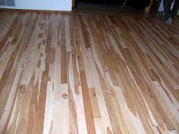 3 inch wide rustic hickory flooring