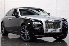 rolls royce wraith black and silver. rollsroyce ghost 66 4dr auto rolls royce wraith black and silver
