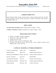 Free New Grad Rn Resume Templates Archives 1080 Player
