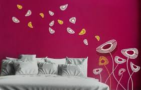 Small Picture Wall Painting Stencils Designs