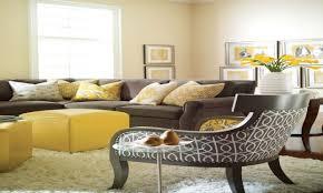 Yellow And Gray Living Room Living Room Yellow And Gray Living Room Gray Armchair Living