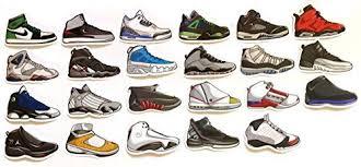 jordan shoes 1 23. air jordan 1-23 sneakers shoes decal stickers set of 23 1 ,