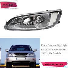 Lexus Rx330 Fog Light Bulb Replacement Zuk Front Bumper Fog Light Fog Lamp Foglight For Lexus Rx300 Rx330 Rx350 2003 2004 2005 2006 Harrier Oem 81221 48020 81211 48020