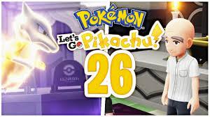 Die KNOGGA Mutter, Mr. Fuji & die Pokeflöte | Pokemon Let's Go Pikachu Part  26 - YouTube