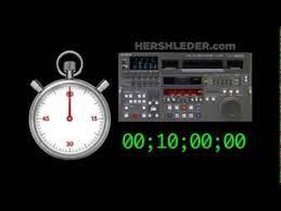 drop frame timecode explained b