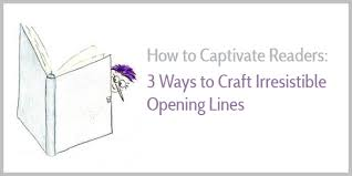 how to write good opening paragraphs examples  how to write irresistible opening paragraphs ""