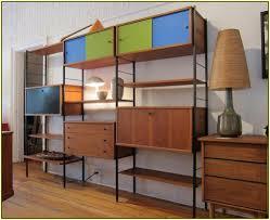 mid century modern closet doors. Brilliant Modern Mid Century Modern Bookshelf With Closet Doors O