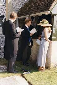 Onnalee Longfield and Hugo Cubitt's wedding - Bystander photos | Tatler