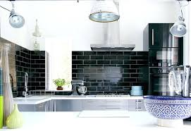 black and white kitchen backsplash image of elegant black white kitchen cabinets black and white checd black and white kitchen