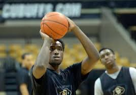CU men's basketball: Buffs' Wesley Gordon ready to go on offensive –  Boulder Daily Camera