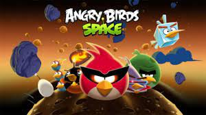 Angry Birds Space Gameplay Android #DroidCheatGaming - YouTube
