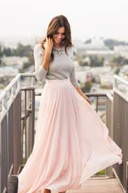 Gorgeous maxi skirts outfits ideas Designs Humble Maxi Skirts With Shirt 22 Stylish Church Dress Ideas The Trent Humble Maxi Skirts With Shirt 22 The Trent Internet Newspaper