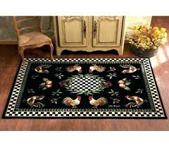 rooster rugs for kitchen area picture of images nation dot com large rooster rugs for kitchen