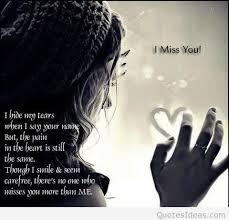 sad missing you es esgram
