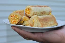 Paneer Bread Roll