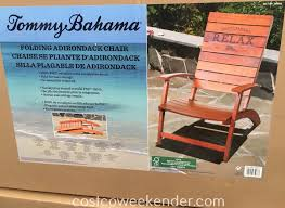 ready for summer fun and relaxation with the tommy bahama folding adirondack chair