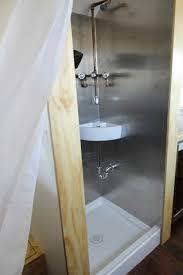 shower sink combo