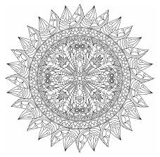 Small Picture 498 Free Mandala Coloring Pages for Adults