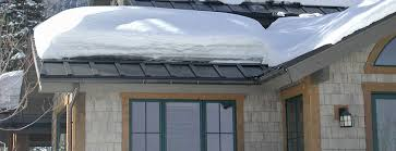 ice dams can cause thousands of dollars worth damages to your property snow and ice also severe safety issues deicing systems are one the roof melt38