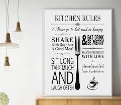 kitchen decor kitchen rules