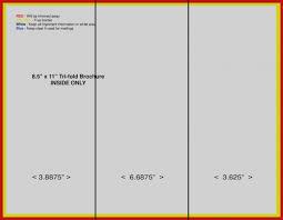 Six Panel Brochure Six Panel Brochure Template