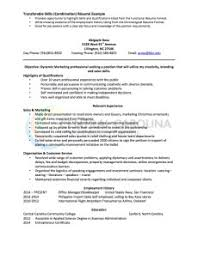 Define Combination Resumes Combination Resume Definition Format Layout 117 Examples