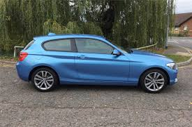 Coupe Series bmw 1 series tech specs : Used 2017 BMW 1 SERIES 118i [1.5] Sport 3dr [Nav] for sale in ...