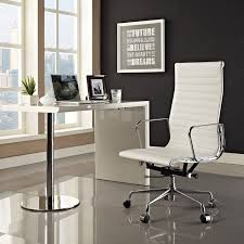 white wooden office chair. Furniture. White Wooden Office Chair